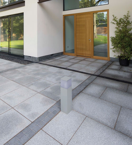 EXTERNAL PAVING SETTS