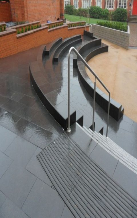 School Amphitheatre, Newcastle