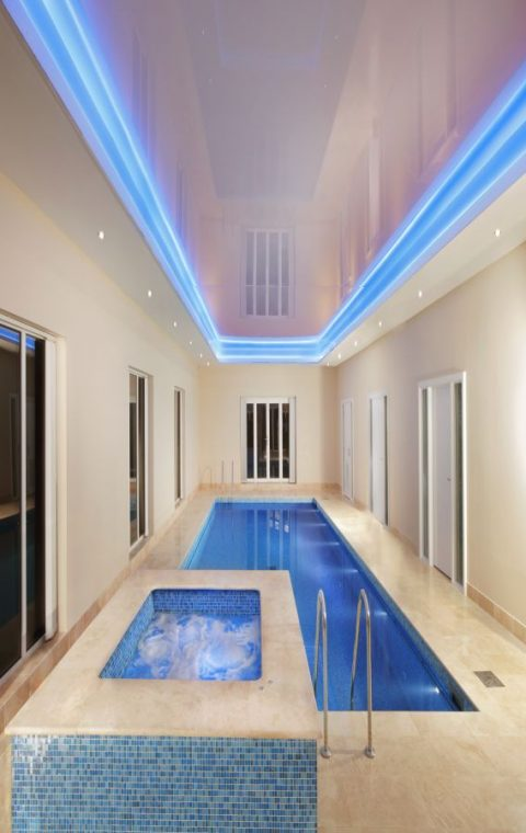 Swimming Pool, Private Home