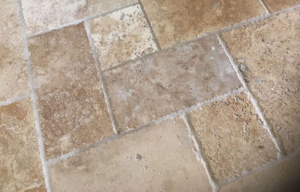Travertine Interior Tiles